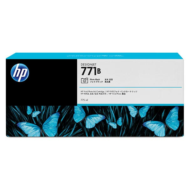 HP 771A 775ml Matte Black Designjet Ink Cartridge