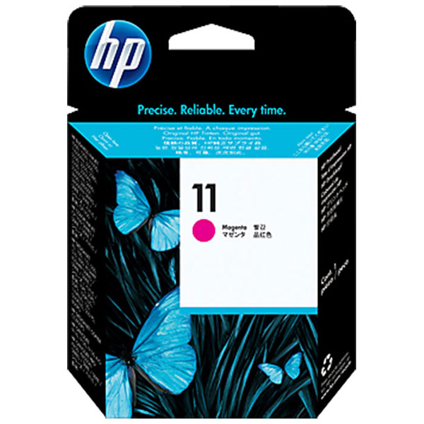 HP No 11 Magenta Printhead