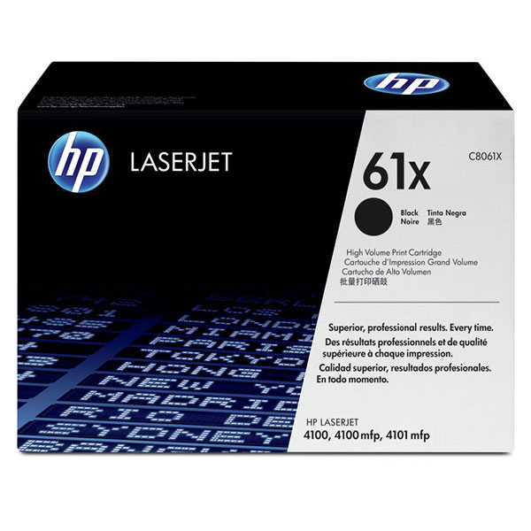 HP LJ 4100/mfp, 4101mfp Print Cartridge