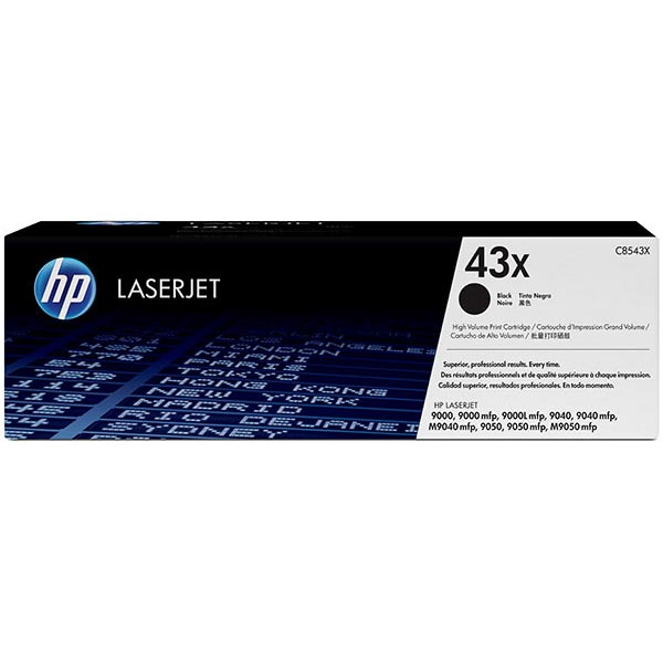 HP LaserJet 9040 Black Print Cartridge