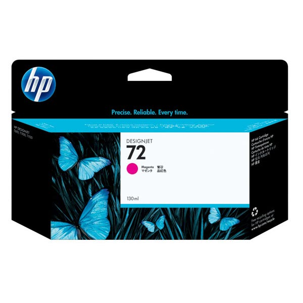 HP 72 Magenta Ink Cartridge (130 ml)