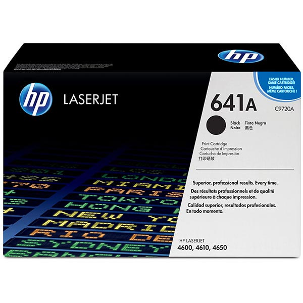 HP CLJ 4600 4650 Black Print Cartridge