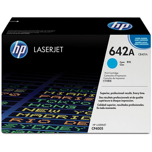 HP Color LaserJet CP4005 Cyan Cartridge