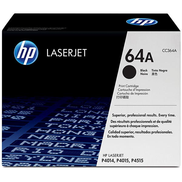 HP LaserJet 10K Black Toner Cartridge