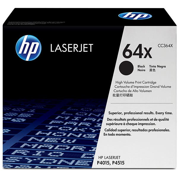 HP LaserJet 24K Black Toner Cartridge