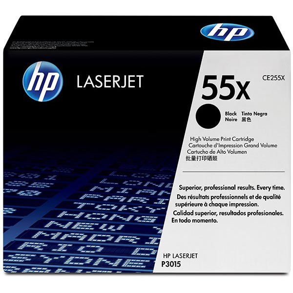 HP LaserJetP3015/500/M525/M521  MFP 12.5K Print Cartridge