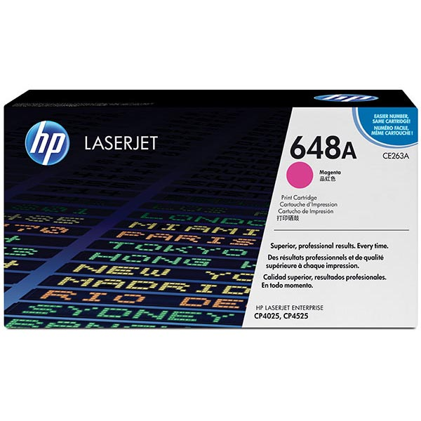 HP Color LaserJet CP4025/CP4525  Magenta