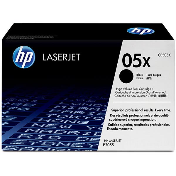 HP LJP2055 Black Print Cartridge