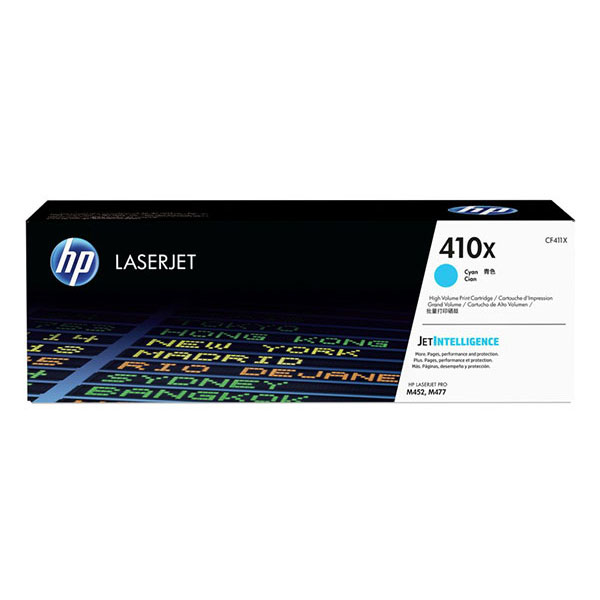 HP CLJ Pro M452/MFP M477 series (CF411X) Cyan High Yield Toner Cartridge