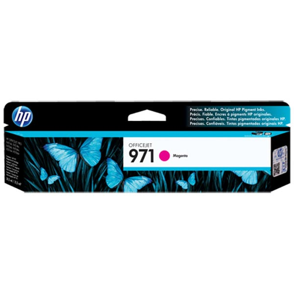 HP 971 Magenta Ink Cartridge