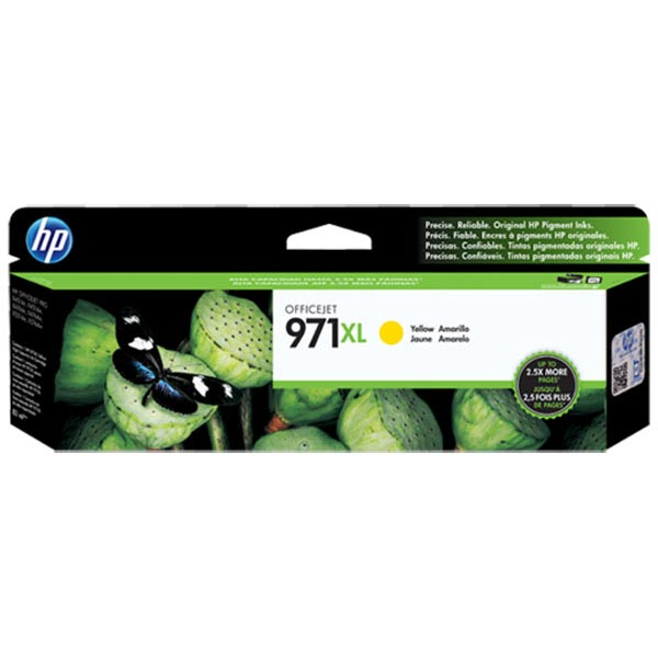 HP 971XL Yellow Ink Cartridge