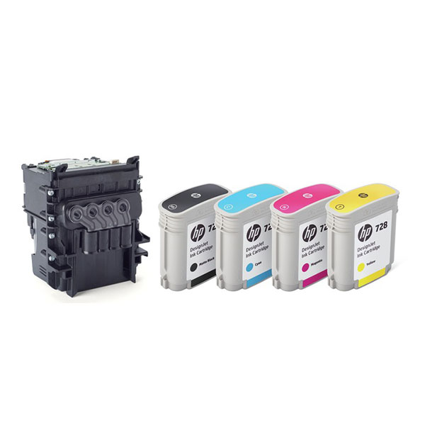 HP 729 Printhead Replacement Kit
