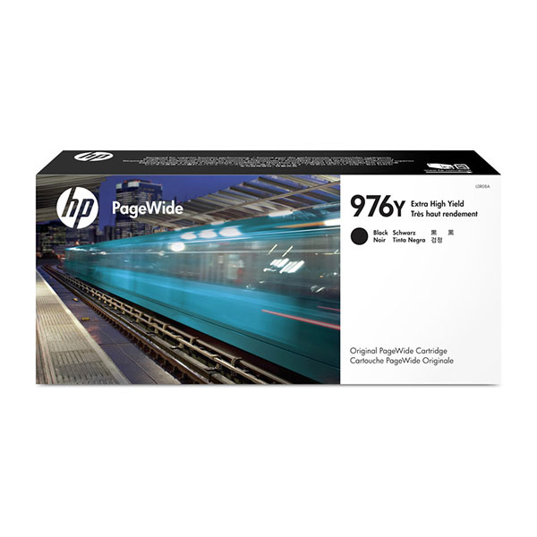 HP 976Y Black Original PageWide Crtg