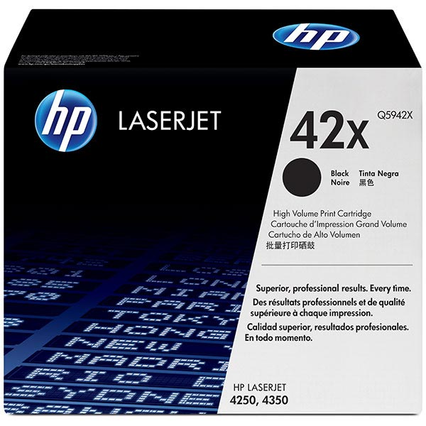 HP Black Laserjet 4250 / 4350 Cartridge