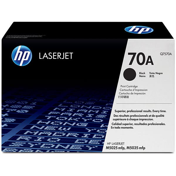 HP LaserJet M5035 mfp Black Cartridge