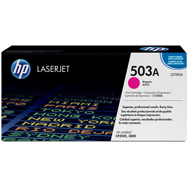 HP Color LaserJet 3505/3800 Magenta Crtg