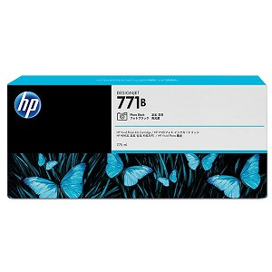 HP 771A 775ml Photo Black Designjet Ink Cartridge