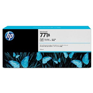 HP 771A 775ml Light Gray Designjet Ink Cartridge