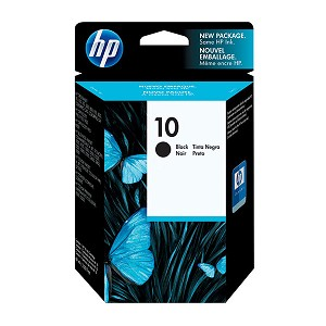 HP No 10 Large Black Ink Crtg