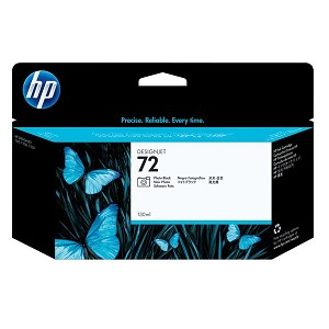 HP 72 Photo Black Ink Cartridge (130 ml)