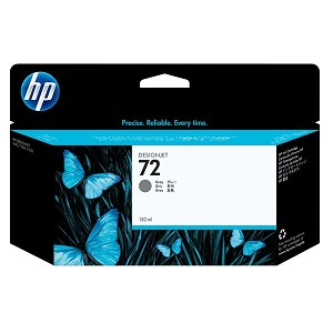 HP 72 Gray Ink Cartridge (130 ml)