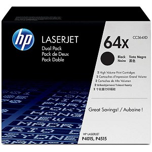 HP LaserJet 24k Prnt Cartridge Dual Pack