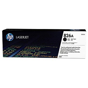 HP 826A Black LaserJet Toner Cartridge