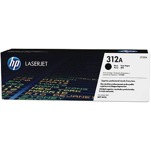 HP CLJ Pro MFP M476 Black 312A Toner Cartridge