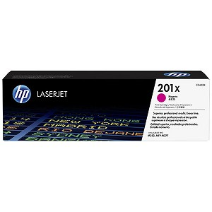 HP CLJ Pro M252/MFP M277 201X Magenta High Yield Toner Cartridge