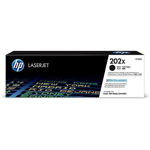 HP CLJ Pro M254/MFP M280 202X High Yield Black Toner