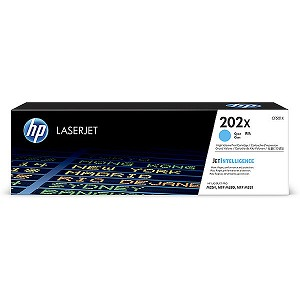 HP CLJ Pro M254/MFP M280 202X High Yield Cyan Toner