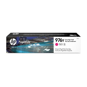 HP 976Y Magenta Original PageWide Crtg