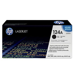HP LaserJet 2600/2605/1600 Black Crtg