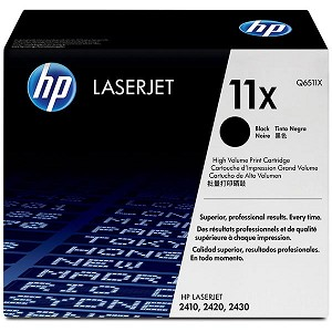 HP Black Laserjet 2400 Series Cartridge